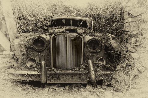 'Vintage Jag'