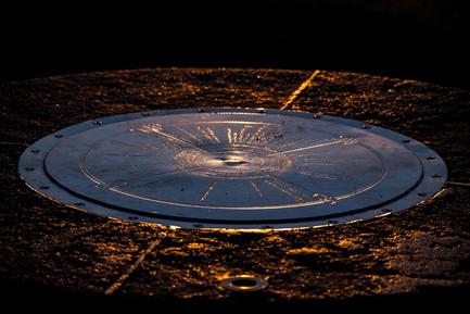 Sunset Compass