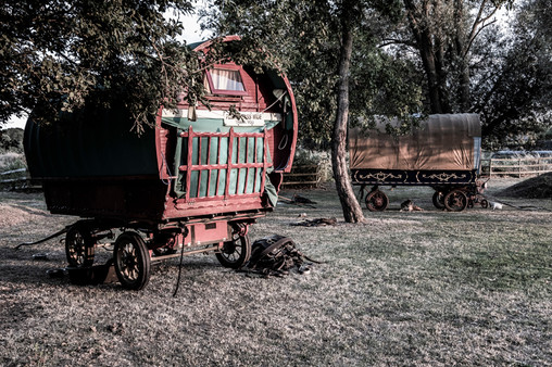 Wagons and Travellers