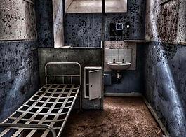 Prison Cell HMP Cornhill, Shepton Mallet