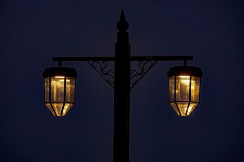 Sidmouth Lights