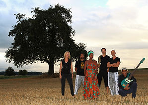 Bands Konzerte Afropercussion.ch