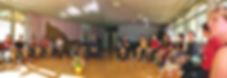 Afropercussion Workshops Trommeln und Tanzen