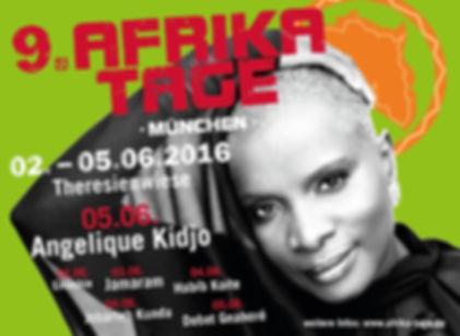 EMASHIE an Afrika Tagen München