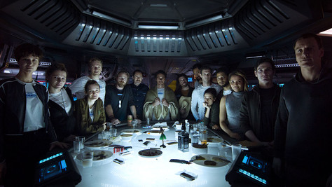 "REVIEW! - ""Alien Covenant"""