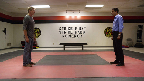 "You're The Best...Around: A Review of ""Cobra Kai"""