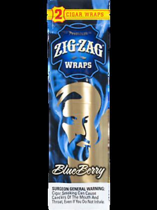 ZigZags 2 pk Blueberry