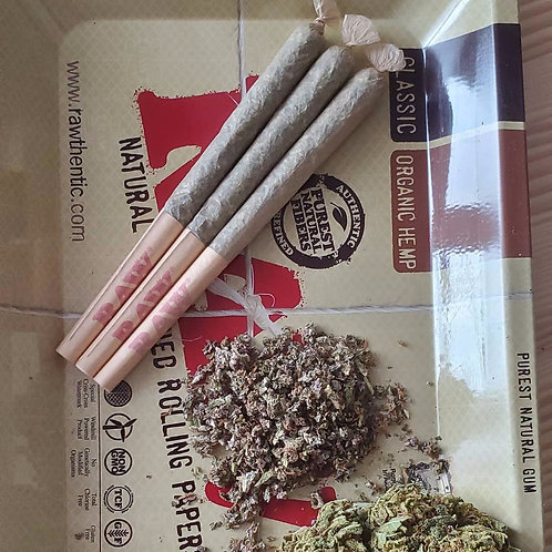 Sticker 3-2: Pre-Roll - Hybrid - 3 pack