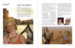 You Go Girls! featured article