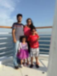 Sushma family