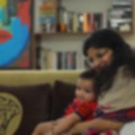aparna a Caring mom