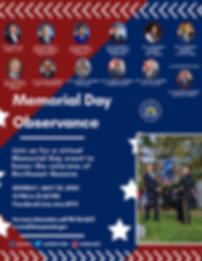 SEN. LIU - Memorial Day - Flyer - 2020.p