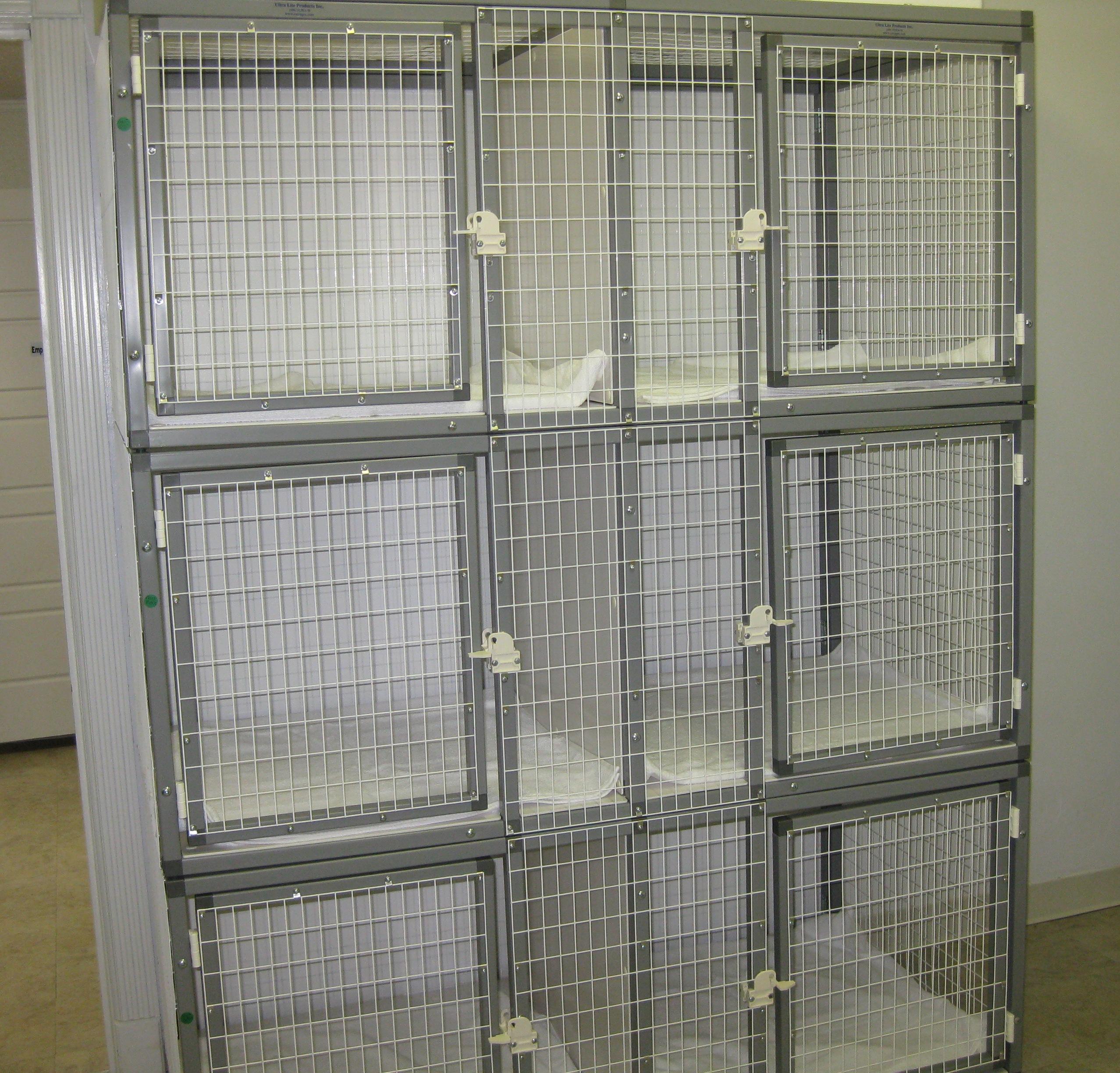 Cat Cages 1