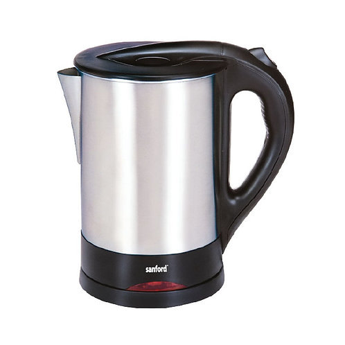 SANFORD STAINLESS STEEL ELECTRIC KETTLE 1.7 LITRE