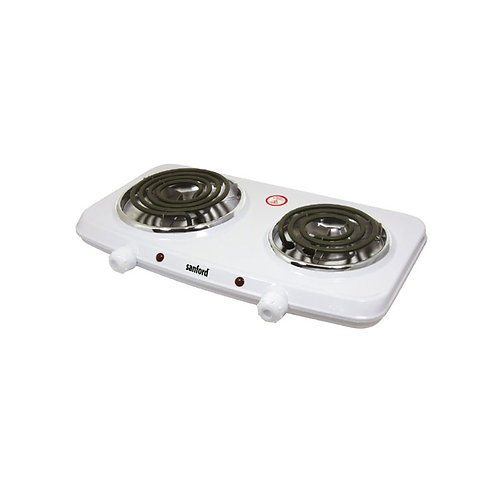 SANFORD ELECTRIC DOUBLE HOT PLATE 1900-2250 WATTS