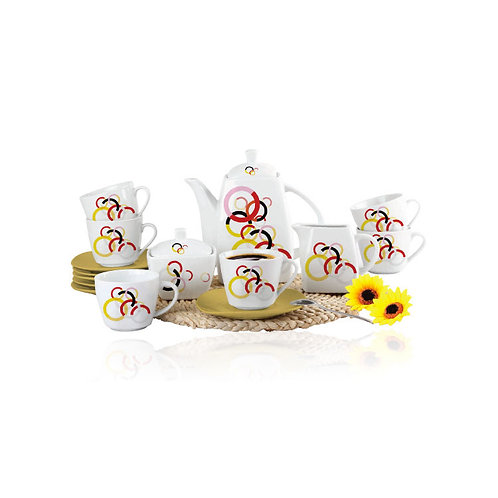 FL7717PTS-Tea Set