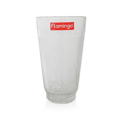 FLAMINGO GLASS SET