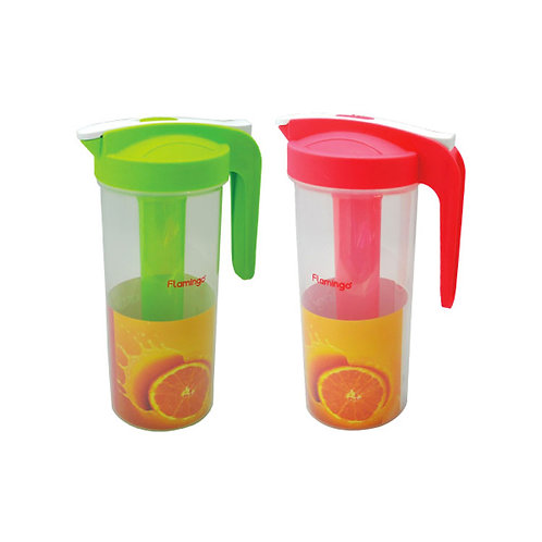 FLAMINGO PITCHER WITH COOLER 1200ML