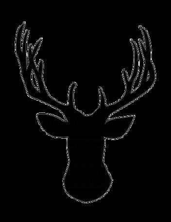best-deer-head-silhouette-vector-images.