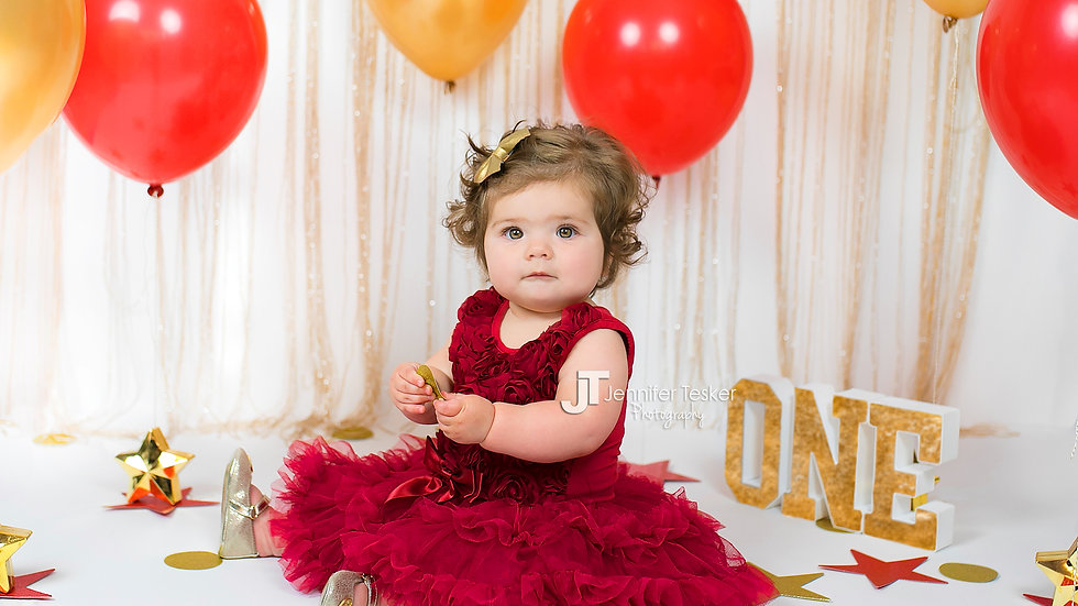 First Birthday Session 2020