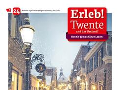 Erleb! Twente en Erleb! Drenthe magazine