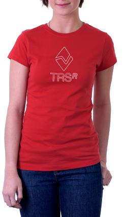 TRSr promo shirt
