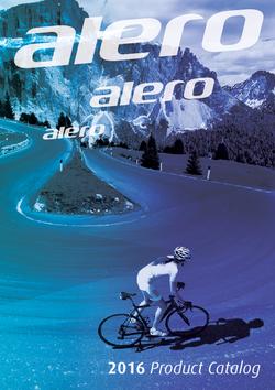 Alero Bikes 2016