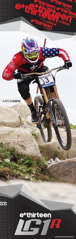 Gwinn. Eurobike 2013