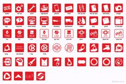 e*thirteen icon set