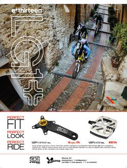 e13 356MTB mag, Italy