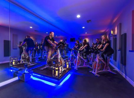Finding Indoor Cycle Classes around Houston