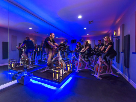 Finding Indoor Cycle Classes around Houston