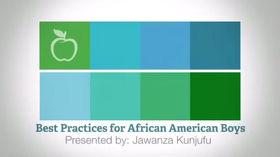 Black Boys: Best Practices for Teaching African American Boys presented by Jawanza Kunjufu | PCG