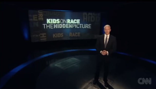 Race: A Look at Race Relations through a Child's Eyes   Kids on Race the Hidden Picture on CNN