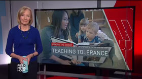 Race: Anti-bias lessons help preschoolers hold up a mirror to diversity   PBS NewsHour