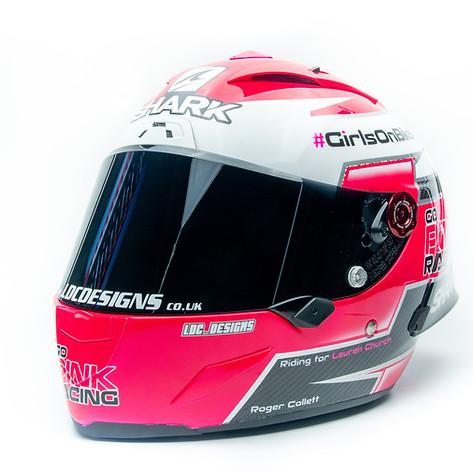 Jodie Fieldhouse Shark Race R Pro GP