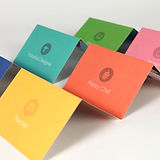 Colorful Visitkort