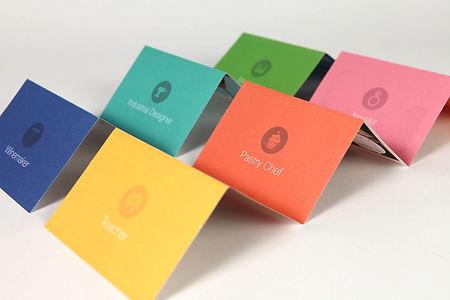 business cards for entreprenurs