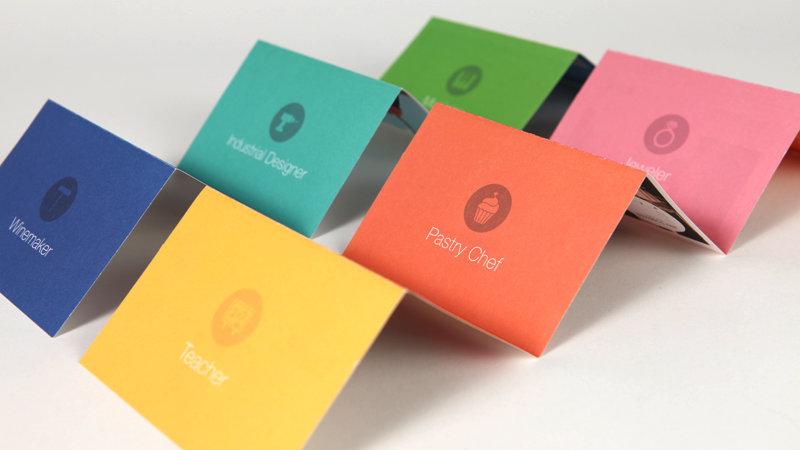 QR Digital Business Card