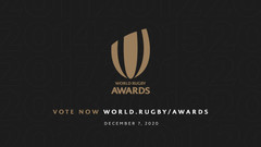 World Rugby Awards Special Edition: Fans' Choice voting now open!