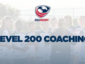 L200 Coaching Course 3/27 – Sacramento, CA