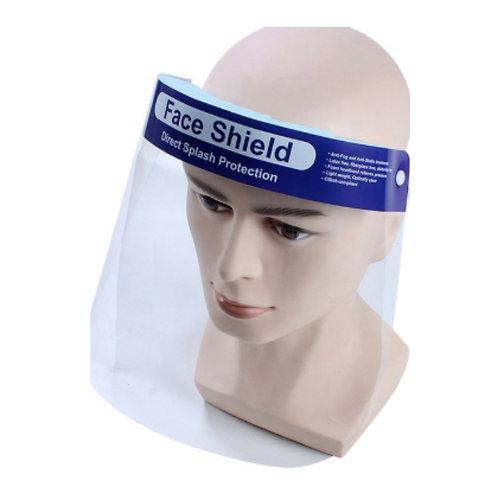 Protector facial médico desechable