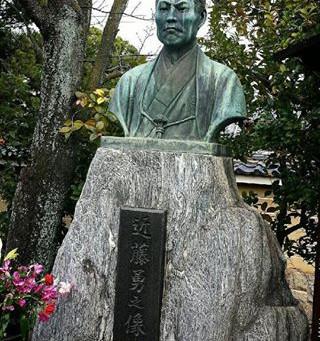 The Shinsengumi and Mibudera Temple