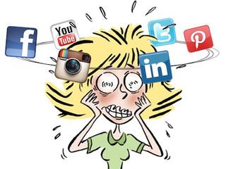 NAOMI'S NOTES | SOCIAL MEDIA PROBLEMS