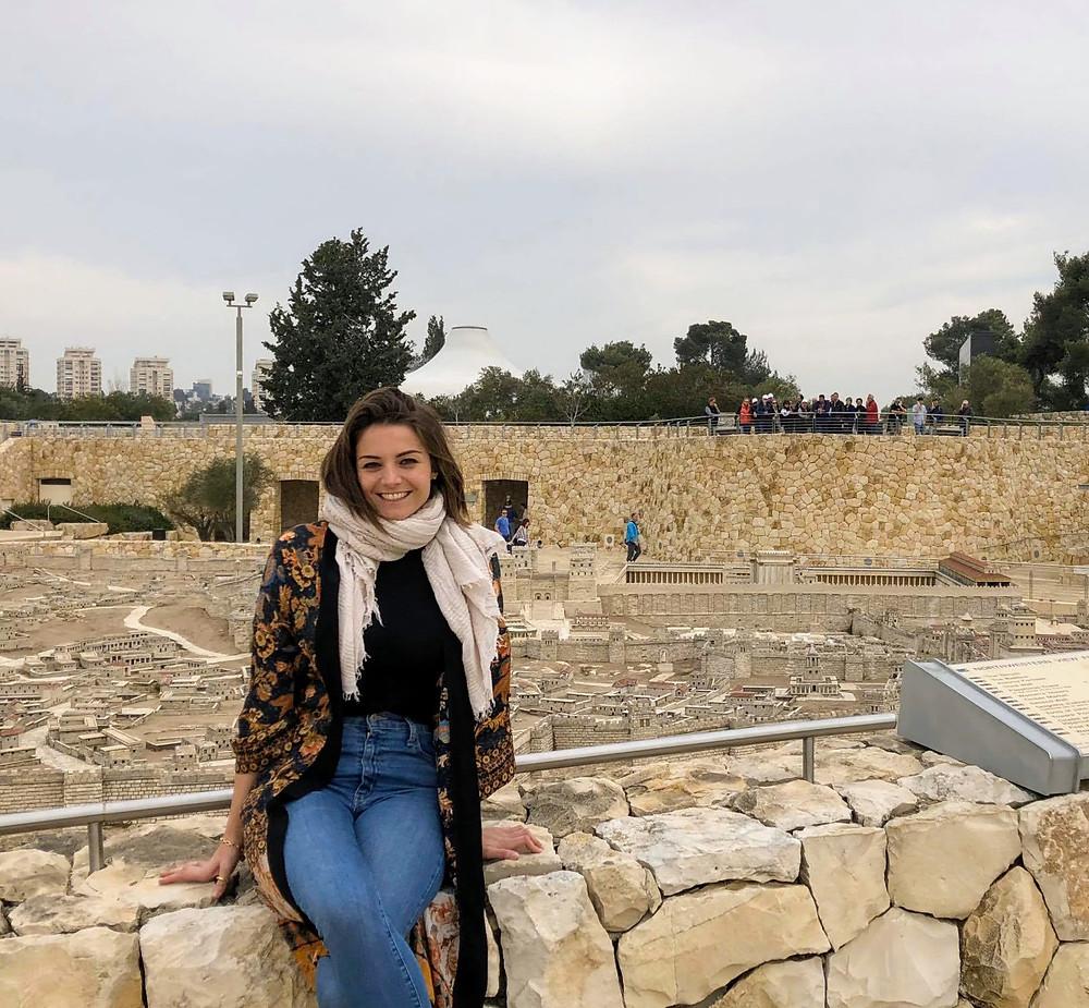 Greta all'Israel Museum, Gerusalemme