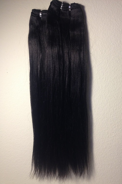 Brazilian Silky Straight Hair (Layered)
