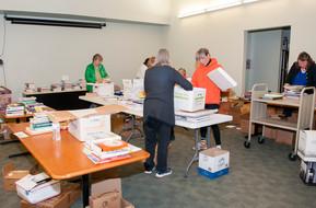 Book Donation Volunteers