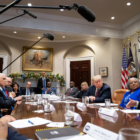 Small Business Roundtable with President Trump