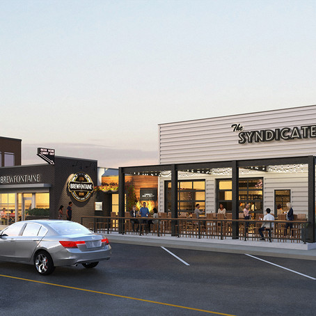 Brewfontaine and Small Nation Team Up to Build Entertainment Venue