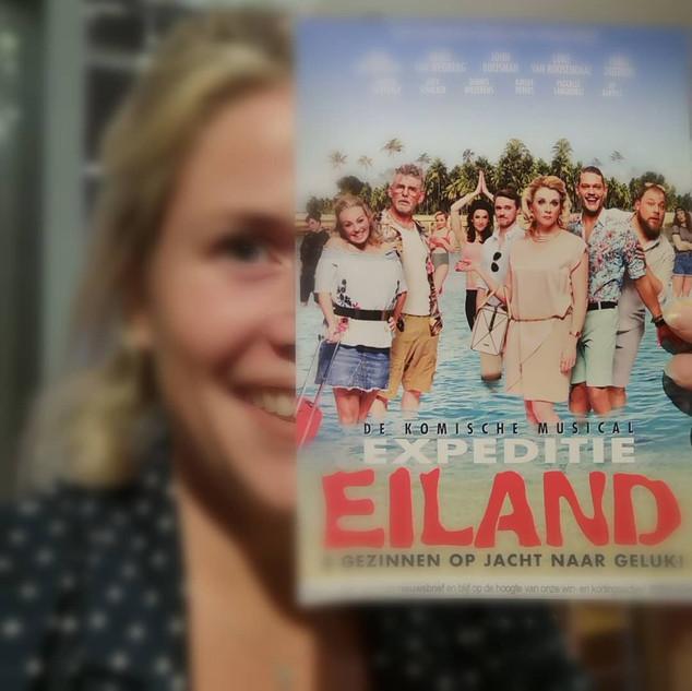 Persbezoek Expeditie Eiland